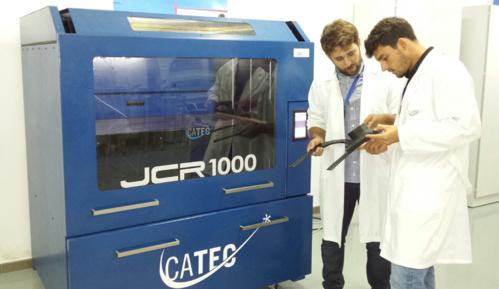 CATEC desarrolla sistemas de fabricación aditiva por el método de fusión de filamento fundido o Fused Deposition Modelling