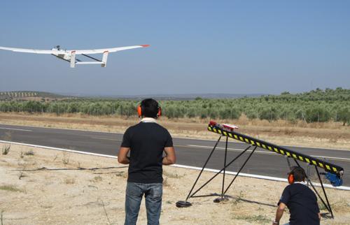 CATEC y ATLAS, la mejor carta de servicios para poder realizar vuelos y ensayos con aviones y sistemas no tripulados