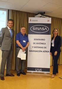 Más de un centenar de profesionales, investigadores y estudiantes del ámbito aeroespacial se reúnen en el Seminario SINASA 2017