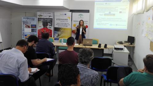 Fomentando el emprendimiento y el desarrollo de nuevas iniciativas en el sector aeroespacial