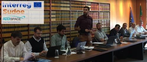 Celebrada la asamblea general del proyecto europeo ADDISPACE para analizar los avances de la iniciativa