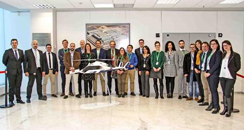 Se presenta el proyecto del demostrador RACER, el nuevo helicóptero del futuro que impulsa Airbus Helicopters