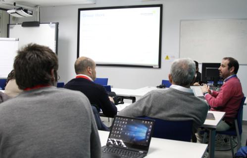 CATEC acoge jornada del proyecto STEPHANIE para identificar los factores en la cooperación interregional y el fomento de la innovación en el sector espacio