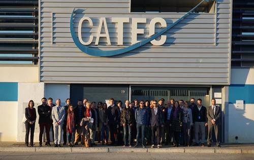 Más de 80 empresas del sector aeroespacial e industrial se reúnen para analizar el potencial de aplicación de la tecnología de fabricación aditiva