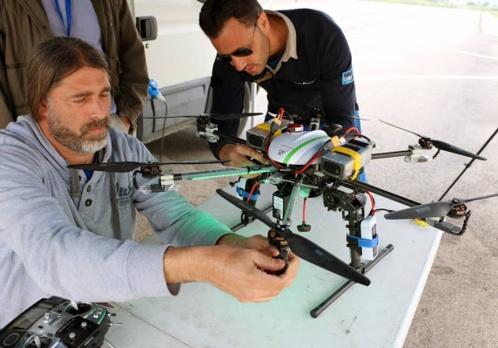 El II Torneo Internacional de Robots para uso en casos de emergencias se celebrará en 2019 en Sevilla