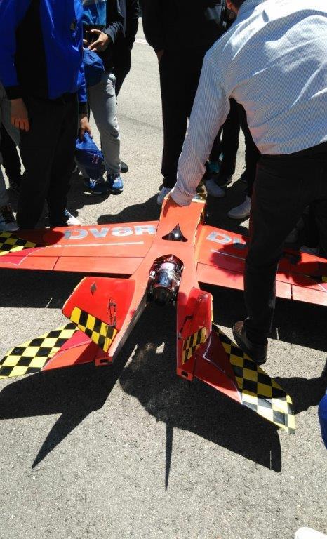 El programa Aeroemprende acerca las oportunidades del sector aeroespacial a jóvenes estudiantes de Jaén y Sevilla