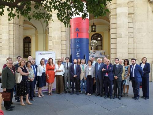 FADA-CATEC colabora un año más con la celebración de la Semana Mundial del Espacio en Sevilla