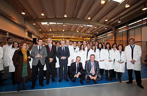 Gran representación empresarial e institucional en la inauguración oficial de nuestras instalaciones