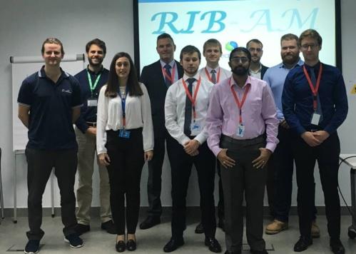 CATEC acoge la reunión de lanzamiento del proyecto europeo RIB-AM