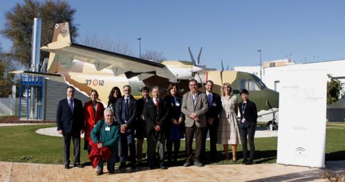 Instituciones y empresas del sector aeroespacial se reúnen en Sevilla para avanzar en una estrategia de impulso a la industria del Espacio