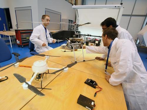 Una plataforma única en UAV's para el desarrollo de nuevas aplicaciones en aviación militar y civil