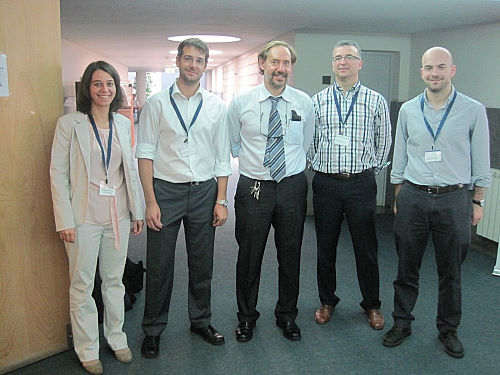 Científicos de CATEC exponen en una conferencia internacional en Portugal sus últimos trabajos de investigación sobre estructuras y materiales compuestos
