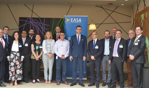 Intensa agenda de CATEC en eventos y ferias tecnológicas del ámbito nacional e internacional