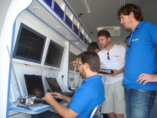 Nueva unidad móvil para ensayos y pruebas con aviones no tripulados en espacios exteriores