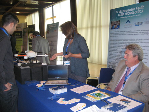 CATEC participa en Málaga en el VI Encuentro Nacional del Centro Tecnológicos FEDIT y el evento internacional EMTech Spain