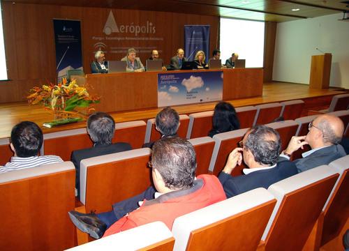 CATEC y las universidades andaluzas analizan las posibilidades de colaboración para fomentar la I+D+I en el sector aeroespacial