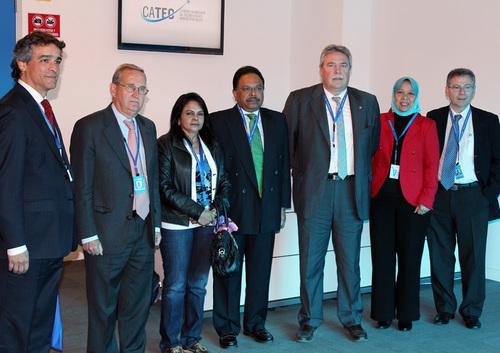 El Centro recibe la visita de destacados representantes institucionales interesados en sus infraestructuras tecnológicas