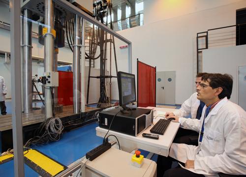 CATEC: la cartera más amplia de servicios y equipamientos para realizar ensayos estructurales a gran escala