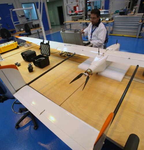 Plataforma de UAV's a disposición de empresas y entidades interesadas en nuevas aplicaciones en aviación no tripulada