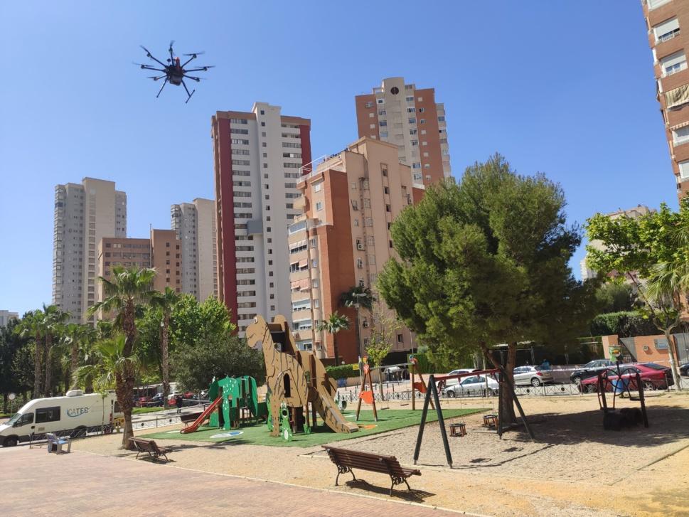 CDTI y FADA-CATEC organizan un webinar centrado en el impulso de proyectos de colaboración de I+D+i en RPAS y UAV