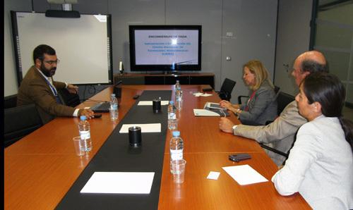 CATEC acoge la visita de nuevas instituciones internacionales interesadas en sus capacidades tecnológicas y su modelo de gestión