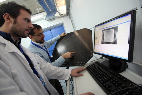 CATEC trabaja en la aplicación de la termografía infrarroja a la inspección no destructiva de materiales compuestos de diversa índole