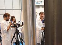 CATEC y Tecnatom colaboran en un proyecto del programa europeo Clean Sky para la automatización de END para materiales compuestos