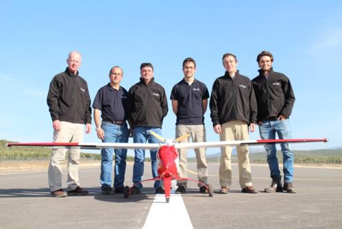 El Centro ATLAS acoge un nuevo hito en la aviación no tripulada en España