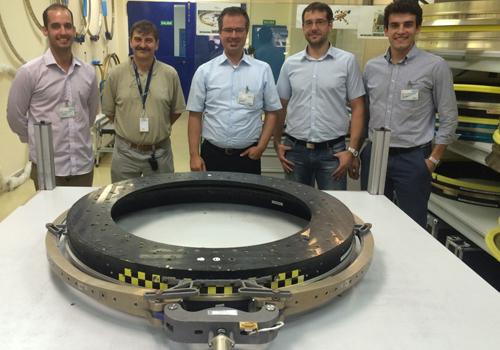 CATEC apoya a Airbus DS en la introducción de la impresión 3D en la fabricación de componentes para lanzadores espaciales