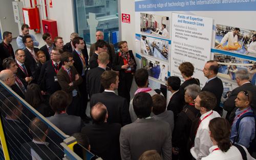 Más de 130 especialistas en ingeniería aeroespacial de 19 países participaron en Conferencia Internacional ASIDI celebrada en Sevilla