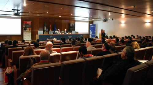 """CATEC presenta en una jornada sus tecnologías de la """"Factoría del Futuro"""" para la mejora de los procesos de fabricación en la industria aeroespacial"""