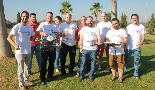 FADA-CATEC participará en la mayor competición internacional de robótica aérea y drones que se celebrará en Abu Dabi el próximo mes de marzo
