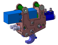 Banco de ensayos para pruebas funcionales con nuevos actuadores electromecánicos para aplicaciones aeroespaciales