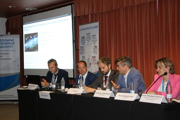 Exitosa participación de CATEC en una nueva edición del encuentro internacional ADM Sevilla