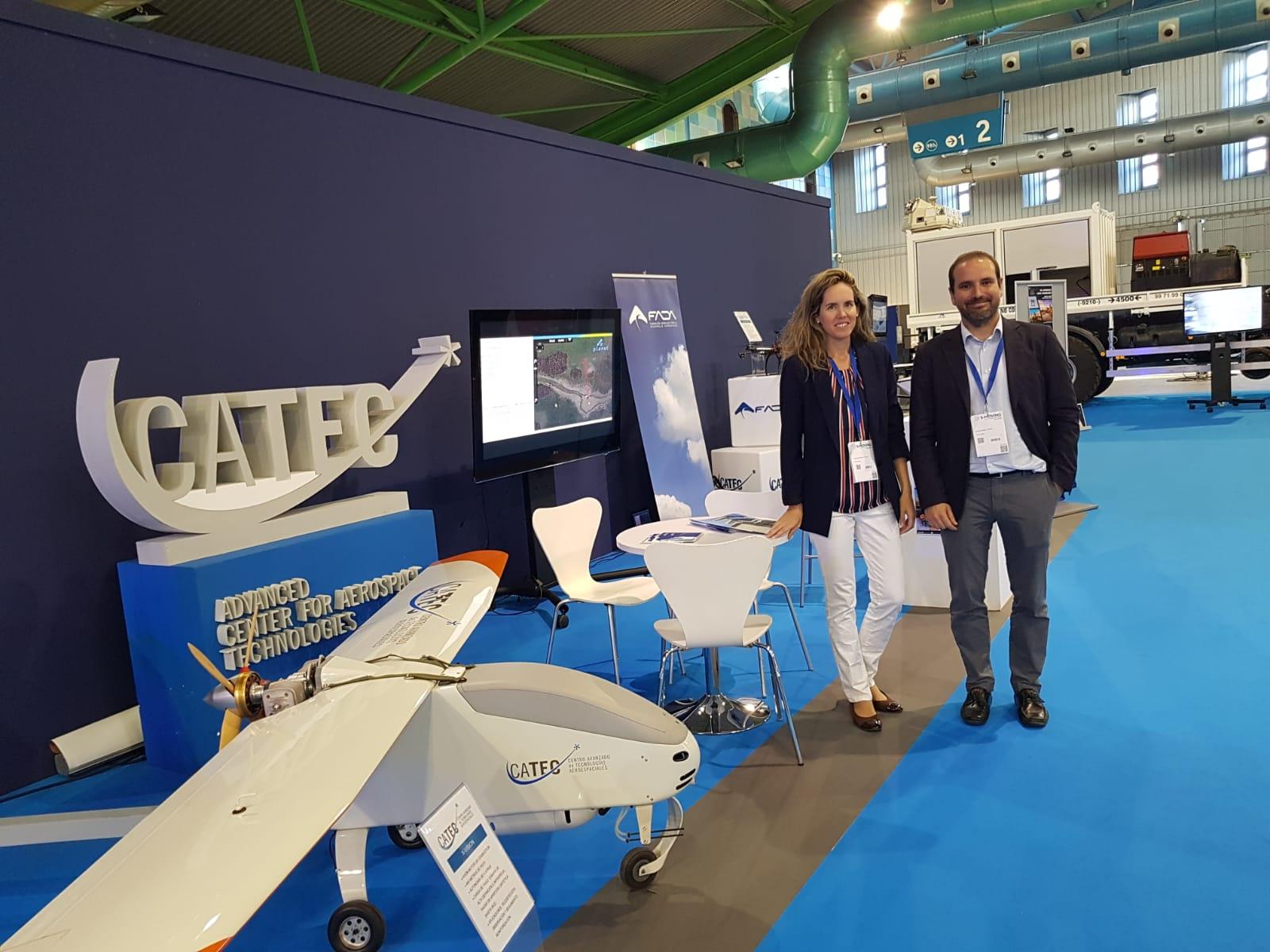 Nuestro Centro participa en diferentes foros y encuentros de referencia con expertos nacionales e internacionales del sector aeroespacial