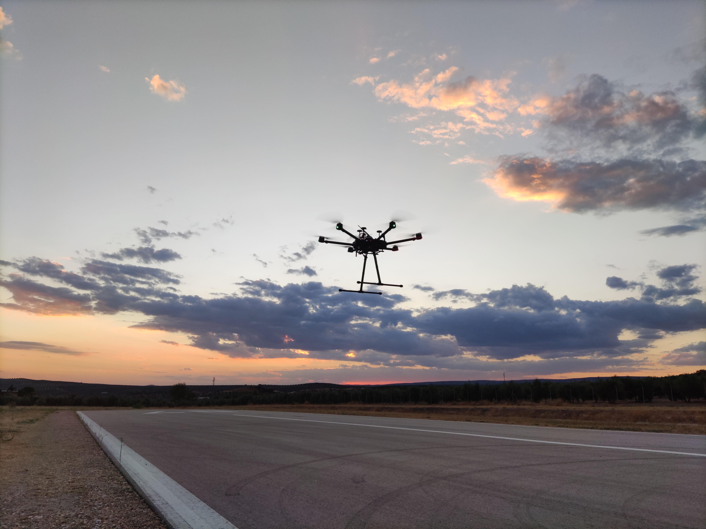 EASA apuesta por el Centro de Vuelos ATLAS para su primer estudio a nivel europeo de procedimientos de certificación por ruido de drones