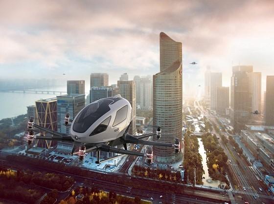 La tecnología robótica del CATEC, parte del proyecto europeo más ambicioso sobre Movilidad Aérea Urbana