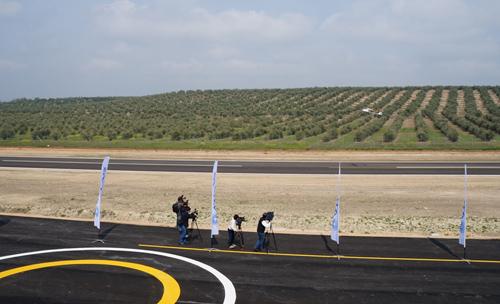 El Centro ATLAS se inaugura con un gran respaldo institucional y empresarial del sector aeroespacial