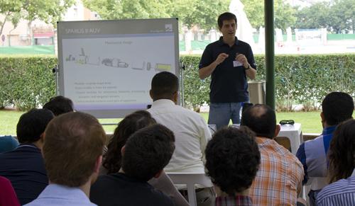 El Seminario y Escuela de Verano Eurathlon/ARCAS finaliza con un gran éxito de participación y trabajo en común