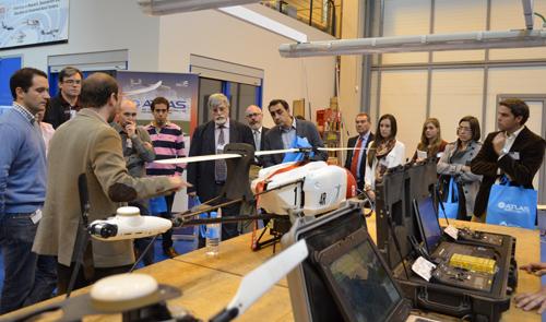 """Más de 60 directivos y expertos de la industria aeroespacial nacional se reúnen en el primer encuentro """"CATEC Industry Day"""""""