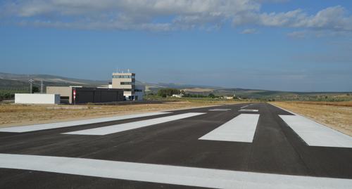 Centro ATLAS: instalaciones de vanguardia únicas en Europa para la experimentación y ensayos con sistemas y aviones no tripulados