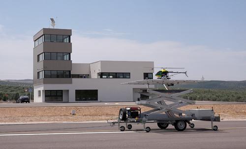El proyecto EC-SAFEMOBIL alcanza un nuevo hito tecnológico tras lograr el aterrizaje de un UAV en una superficie móvil