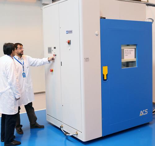 Cámara HALT-HASS para ensayos de vida altamente acelerada y acondicionamiento de materiales