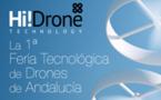 Nace Hi!Drone Technology, el primer Salón de Tecnologías Dron del Sur de España