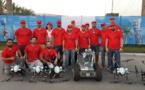 """El equipo """"AL-ROBOTICS"""" liderado por CATEC finaliza con éxito su participación en la competición MBZIRC, la mayor del mundo en robótica y drones"""