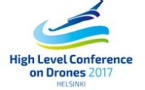 High Level Conference on Drones 2017: los mayores expertos del sector de los drones en Europa analizan su futuro