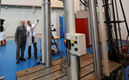 CATEC, el mejor partner para realizar ensayos mecánicos a gran escala de componentes estructurales