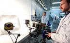 CATEC pone a disposición de las empresas su servicio de termografía infrarroja (TIR) para la detección de defectos en componentes aeroespaciales