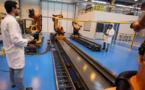 Célula robotizada multipropósito para la automatización de procesos industriales