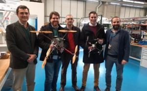 Drones para inspeccionar los sistemas de alcantarillado y mejorar su mantenimiento